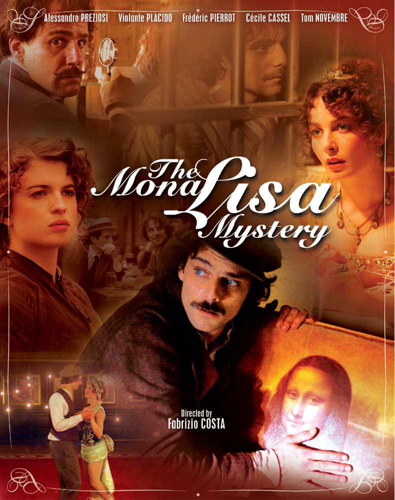 Mona Lisa Mystery (The) - Newen Connect